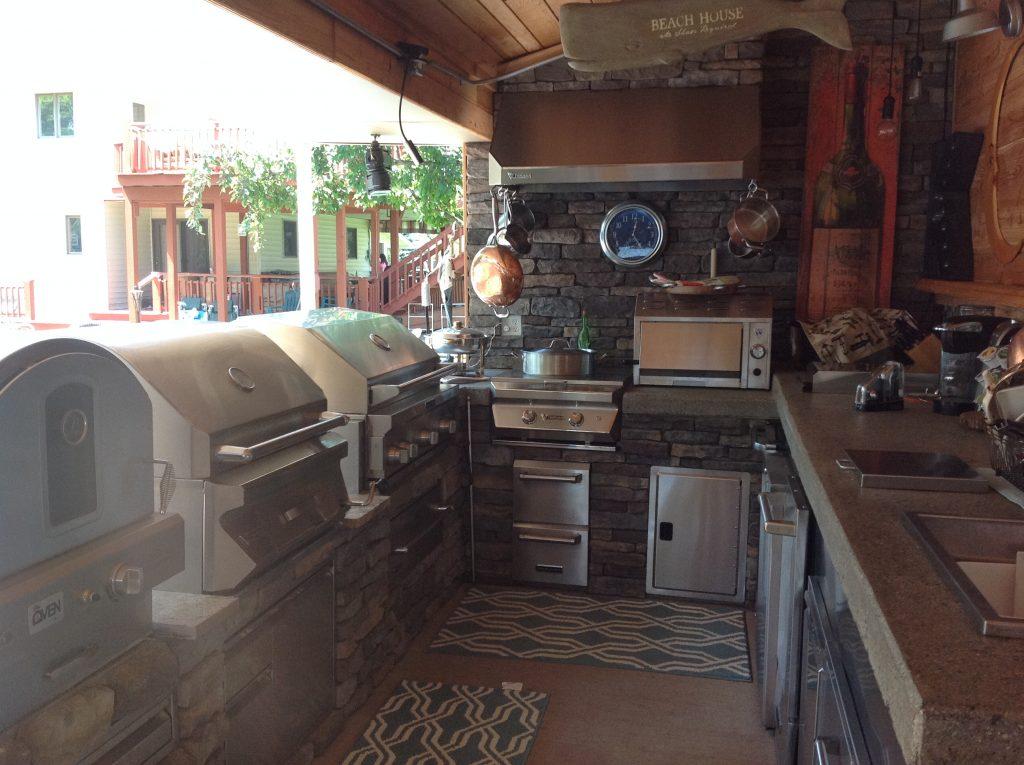 Outdoor Kitchens Buffalo – 716-674-0906 | Backyard kitchens, grill ...